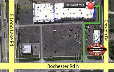 Oakland MRI Location
